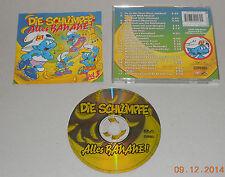Album CD Die Schlümpfe - Alles Banane Vol. 3  17.Tracks 1996  77