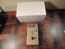HERMIDA AUDIO MULTI TAP 2 MULTI HEAD DELAY EFFECT PEDAL LOVEPEDAL w/BOX & MANUAL