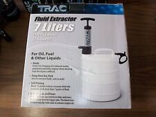 TRAC FLUID EXTRACTOR  7 LITERS  PART # T10064