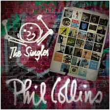 Phil Collins - The Singles - New Triple CD Album Fatpack