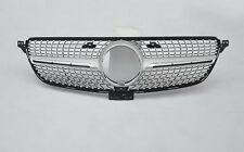 Front Grille Mesh Grill Grilles fit for Mercedes Benz GLE W166 2015-2016 Vent