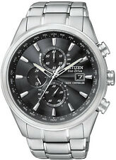 Citizen Men's Eco-Drive World Chronograph A-T AT8010-58E Watch