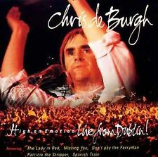 High on Emotion - Live From Dublin, De Burgh, Chris, Good Live, Import