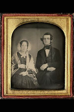 715031 Samuel L Tilley And Julia Ann Hanford Circa 1843 172895 A4 Photo Print