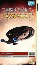 Star Trek Voyager: Volume 1.1 - Caretaker [VHS] [1996], Good VHS, Basil Langton,
