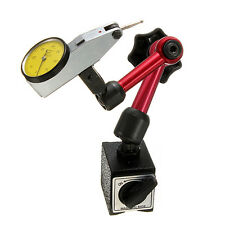 Mini Flexible Magnetic Base Holder Stand Tool for Dial Indicator Test