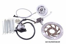 Front hydraulic disc brake kit to fit Honda SS50 CD90 (60s 70s)