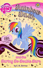 Rainbow Dash and the Daring Do Double Dare NEW by G. M. Berrow (Paperback, 2014)