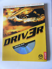 Guide Officiel Driv3r ( Driver 3 ) - Playstation - Occasion