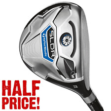 """ 50% OFF"" Taylormade SLDR 3 15 grado Fairway Wood / regolari + HEADCOVER"