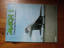 $$ Atlas Encyclopedie de l'aviation Mach 1 N°113 Teste  Thoret  Townsend