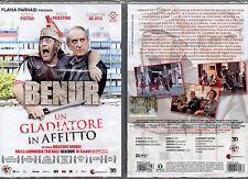 BENUR - UN GLADIATORE IN AFFITTO - DVD (NUOVO SIGILLATO)