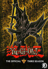 Yu-Gi-Oh! The Complete Official Third Season 3 Three ~ BRAND NEW 6-DISC DVD SET