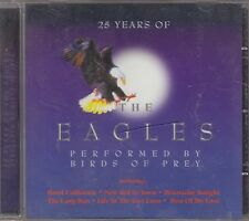 EAGLES - 25 years of the eagleas performed by birds of prey CD