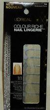 Loreal Colour Riche Nail Lingerie 3D Nail Stickers STATEMENT PIECE #700 18ct LE