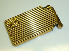 Flam Song (la nazionale) Automatic Lighter with Music Box-REUGE -1950 - Swiss