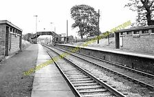 Canley Railway Station Photo. Coventry - Tile Hill. Berkswell Line. L&NWR. (1)