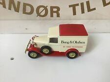 Bang & Olufsen Matchbox Ford Model A Y21 models of yesteryear|black-red|Rarity|