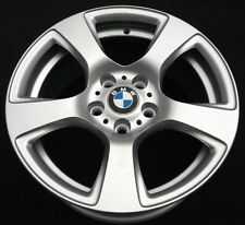 "Genuine Refurbished 17"" BMW E90 E91 E92 E93 5 spoke 157 Alloy Wheel #2"