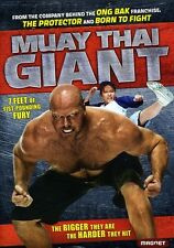 Muay Thai Giant (2011, REGION 1 DVD New)