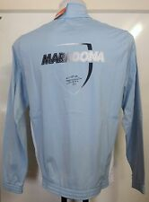 DIEGO MARADONA POLY JACKET BY PUMA ADULTS SIZE SMALL BRAND NEW WITH TAGS