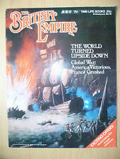 THE BRITISH EMPIRE 1972- BBC TV Time Life Books, No.10: The World Turned Upside