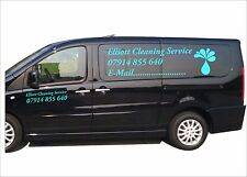 MEDIUM CUSTOM VAN/CAR GRAPHICS/SIGN WRITING/LETTERING/STICKERS  FREE DESIGNING