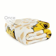 Simba roi lion disney soft cosy sherpa throw blanket de primark