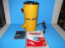 *EUREKA 8325 YELLOW JACKET CV140 COMPACT CENTRAL VACUUM W/ACCESSORIES RV