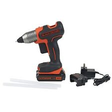 Hot Glue Gun Cordless 20V System Professional High Temperature 125W With Charger