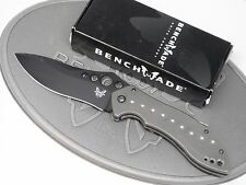 Benchmade 630BK Skirmish Neil Blackwood Titanium S30V Large Folding Knife