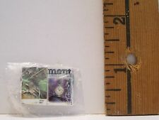 RE-MENT MINIATURE OPENED BOOK #2 1/6 DOLL SCALE ACCESSORY LITTLES RETIRED