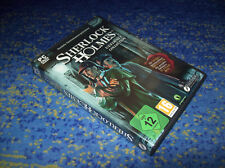 Sherlock Holmes (Ultimate Collection) alle Teile in 1 Auktion kpl. alle 7 Spiele
