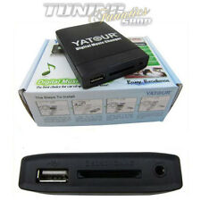 USB SD SDHC, mp3 AUX CD cambiador adaptador para original radio Honda Goldwing gl1800