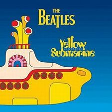 THE BEATLES - Yellow Submarine Soundtrack - Aufkleber / Sticker - Neu #170