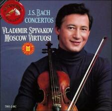BACH:CONCERTOS, BWV 1043,1044,1060,1064 [USED CD]