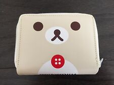 New San-X Rilakkuma Wallet Coin Purse