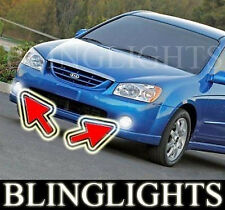 Xenon Halogen Fog Lamps Driving Lights for 2004 2005 2006 KIA Spectra Spectra5