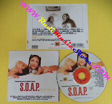 CD SOUNDTRACK S.O.A.P.Not Like Other Girls 489452 2 DENMARK no lp mc dvd(OST4)