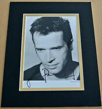 James Purefoy SIGNED Autograph 10X8 Photo Display Rome The Following TV & COA