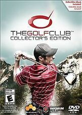 GOLF CLUB COLLECTORS EDITION PC SPORTS NEW VIDEO GAME