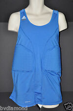 New Adidas Pad Tank top Techfit Aqua 3XT 3XL basketball padded shirt New $70~