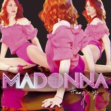 Hung Up [Maxi Single] by Madonna (CD, Nov-2005, Warner Bros.)