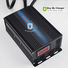 7-stage 48V 8A Car Scooter E-bike Desulfation Maintainer Charger Battery Charger