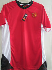 Manchester United Training Leisure Football Shirt adult Extra Large BNWT /39541