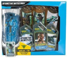 James Cameron's Avatar Jake Sully Interactive Battle Pack Set