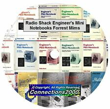 Radio Shack Engineer's Mini Notebooks Forrest Mims & Electronics Hobbyist on DVD