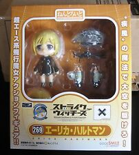 Strike Witches Nendoroid Series 269: Erica Hartmann Action Figure (GSC)