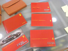 virgin new unfilled unused 2006 ferrari 430 spyder owners manual  pouch leather