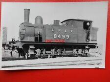 PHOTO  LNER EX GER CLASS J67 LOCO NO 8499 - BR 68499